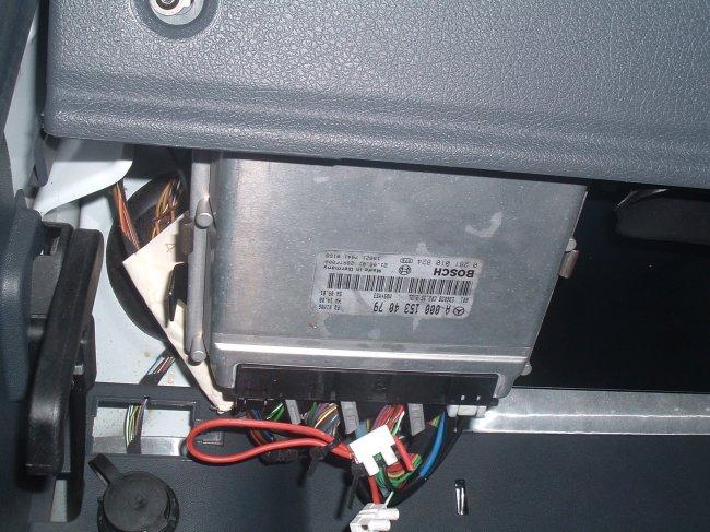 Ecm - Engine Control Module